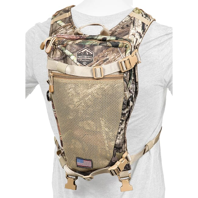 Alaska Guide Creations Stalker - Mossy Oak Break Up Hydration Pack STK-MOBU