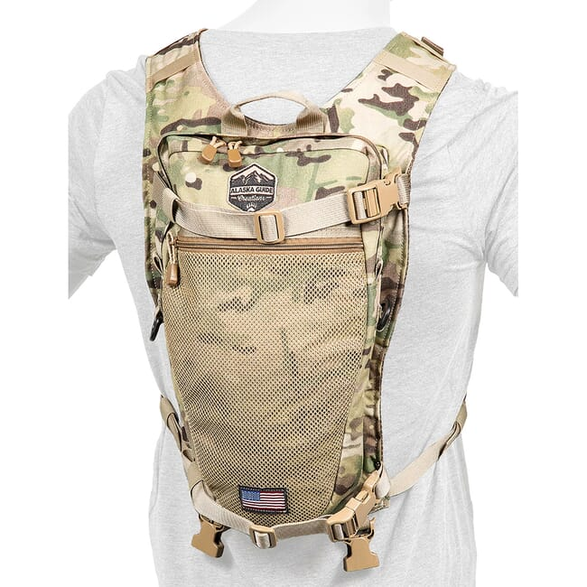 Alaska Guide Creations Stalker - Multicam Hydration Pack STK-MC
