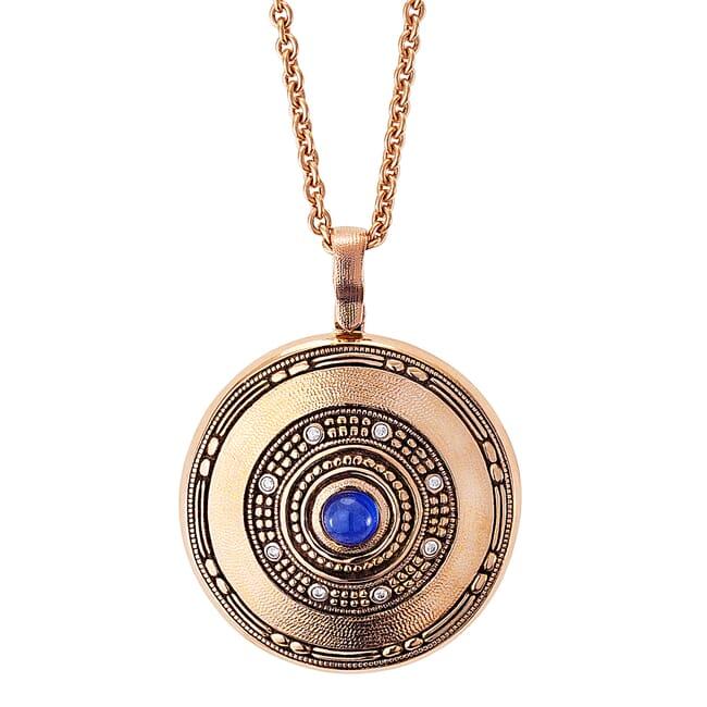 "Alex Sepkus 18K Diamond ""Circle"" Pendant"