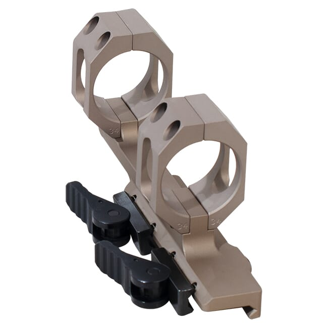 "ADM AD-RECON 34mm 20 MOA FDE Cantilever Scope Mount 2"" Offset"