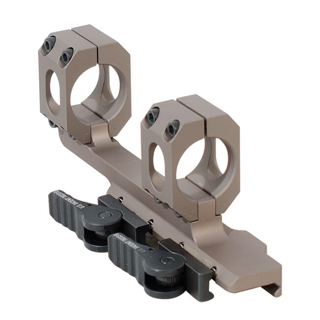 "ADM AD-RECON 1"" FDE Cantilever Scope Mount 2"" Offset"