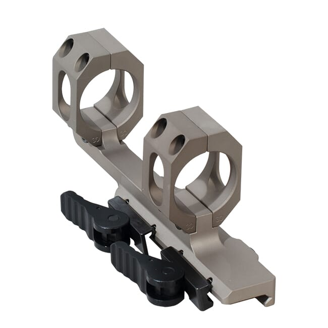 "ADM AD-RECON 30mm FDE Cantilever Scope Mount 2"" Offset"