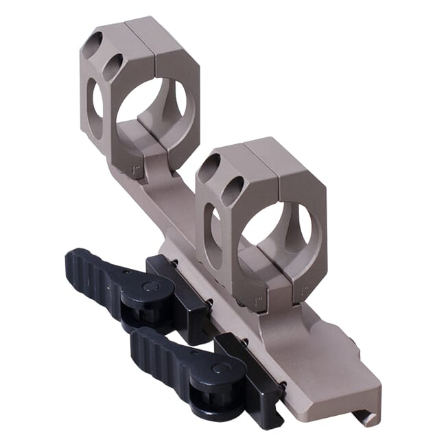 "ADM AD-RECON 1"" 20 MOA FDE Cantilever Scope Mount 2"" Offset"