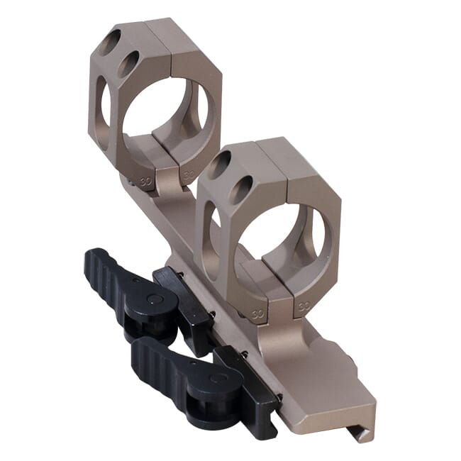 "ADM AD-RECON 30mm 20 MOA FDE Cantilever Scope Mount 2"" Offset"