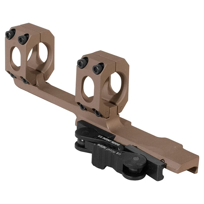 "ADM AD-RECON X 1"" Tac Lever FDE Scope Mount"