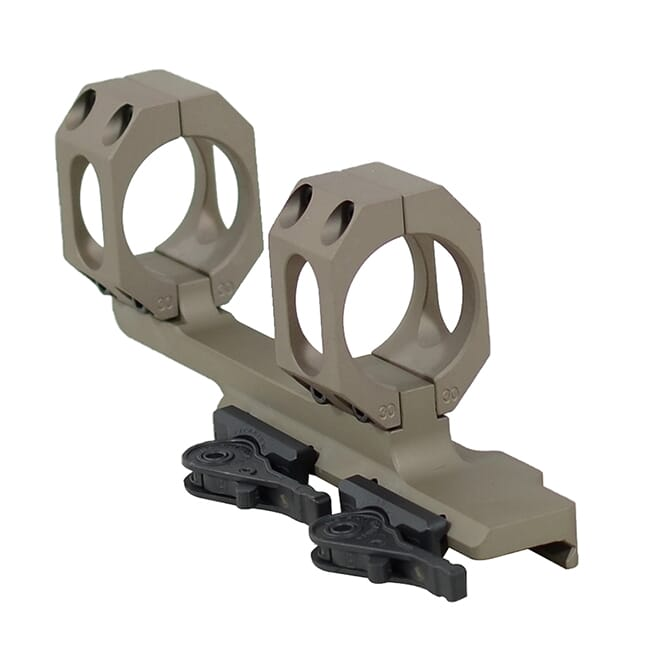 "ADM AD-RECON 30mm 30 MOA FDE Cantilever Scope Mount 2"" Offset"