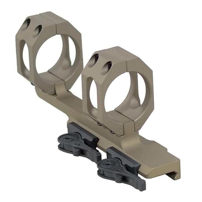 "ADM AD-RECON 34mm 30 MOA FDE Cantilever Scope Mount 2"" Offset"