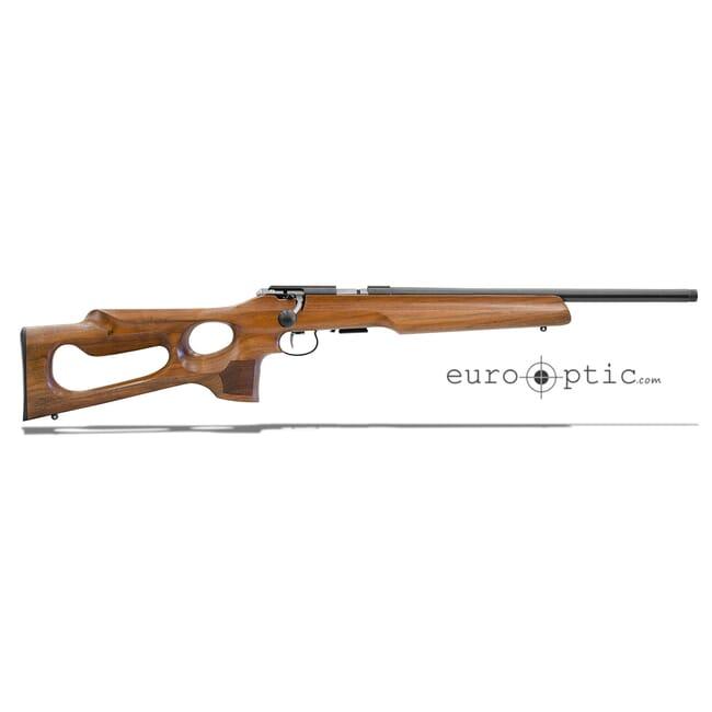 "Anschutz 1517 AV Walnut Thumbhole 18"" 1/2x28, 5089 Trigger - A1517AVTHX"