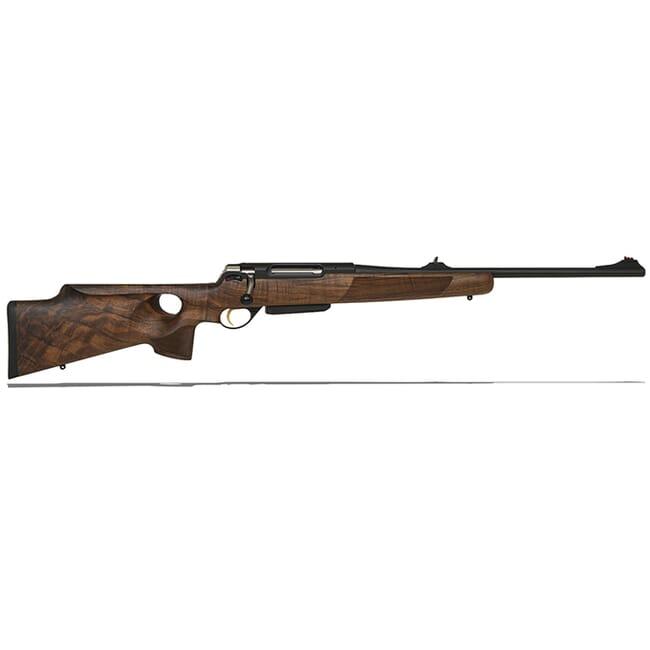 """Anschutz 1781 D FL Walnut Thumbhole, .30-06, 22"""" w/ sights - 013797"""