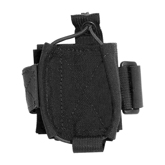Armageddon Gear Modular Armband w/Medium Carrier for iPhone 5 Black AG0563-BK