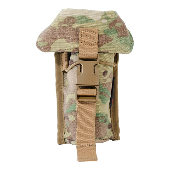 "Armageddon Gear 6.5"" Suppressor Pouch MultiCam AG0525-MC"