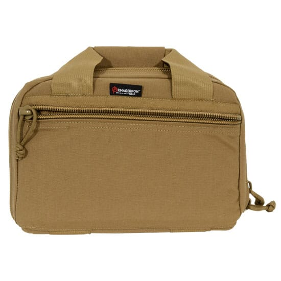 Armageddon Perfect Pistol Case Coyote Brown AG0159