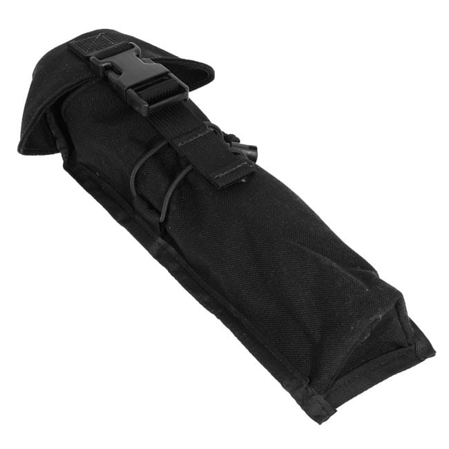 "Armageddon 10"" Suppressor Pouch Black AG0225"