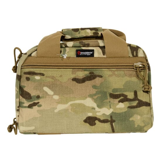 Armageddon Perfect Pistol Case MultiCam AG0159