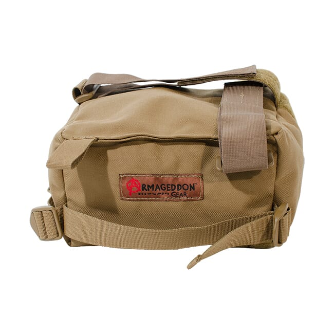 Armageddon Chinese Cheater Bag Coyote Brown AG0600