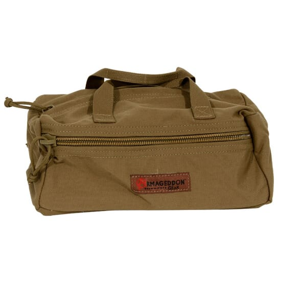 Armageddon Top-Zip Utility Pouch Coyote Brown AG0152