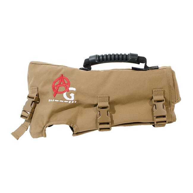 Armageddon Trojan Rifle (Chassis) Cover Coyote Brown AG0658-CS-CB