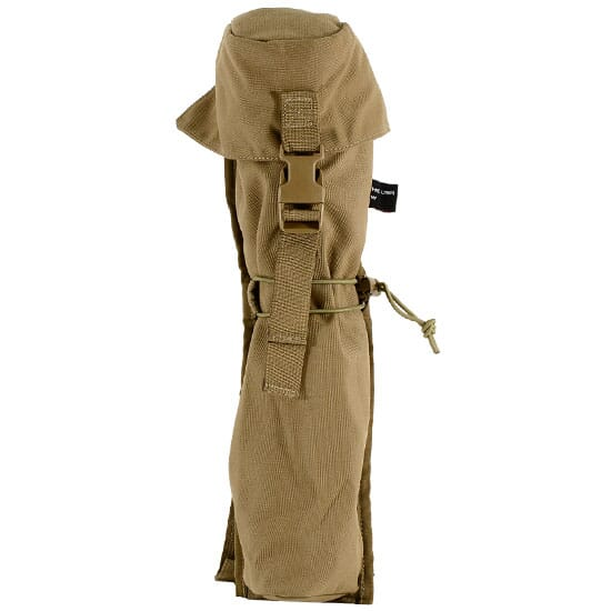 Armageddon 50 BMG Suppressor Pouch Coyote Brown AG0208