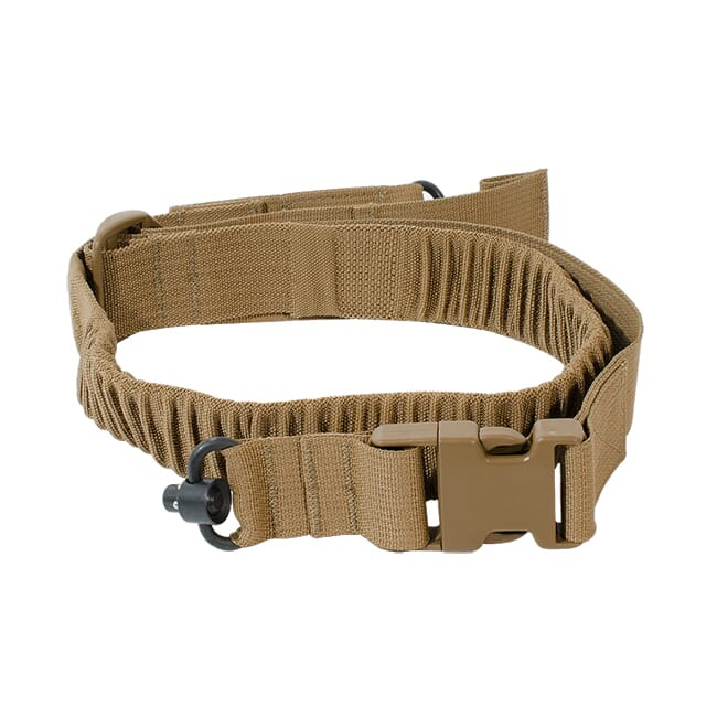 """Armageddon 1.5"""" Heavy Carbine Sling with QD Swivels Coyote Brown AG0108"""
