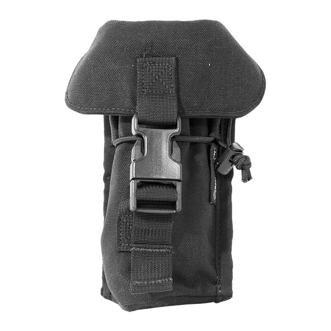 "Armageddon Gear 6.5"" Suppressor Pouch Black AG0525-BK"