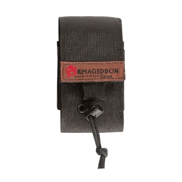 Armageddon 10-round Adjustable AICS/AW Mag Pouch Black AG0570