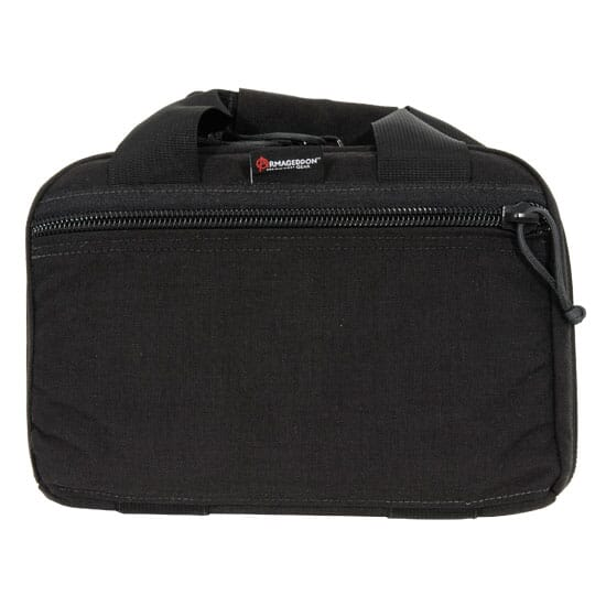 Armageddon Perfect Pistol Case Black AG0159