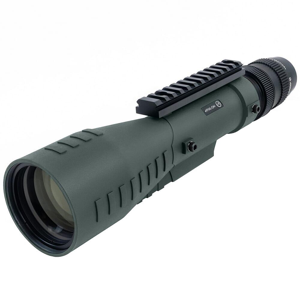 Athlon Cronus Tactical 7-42x60mm UHD Straight Grey Spotting Scope w/Ranging Reticle 311003