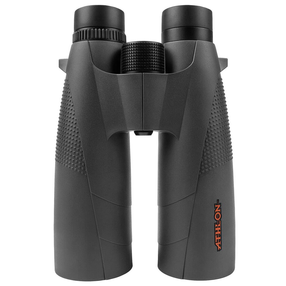 Athlon Cronus 15x56mm UHD Black Binoculars w/Hard Case 111005