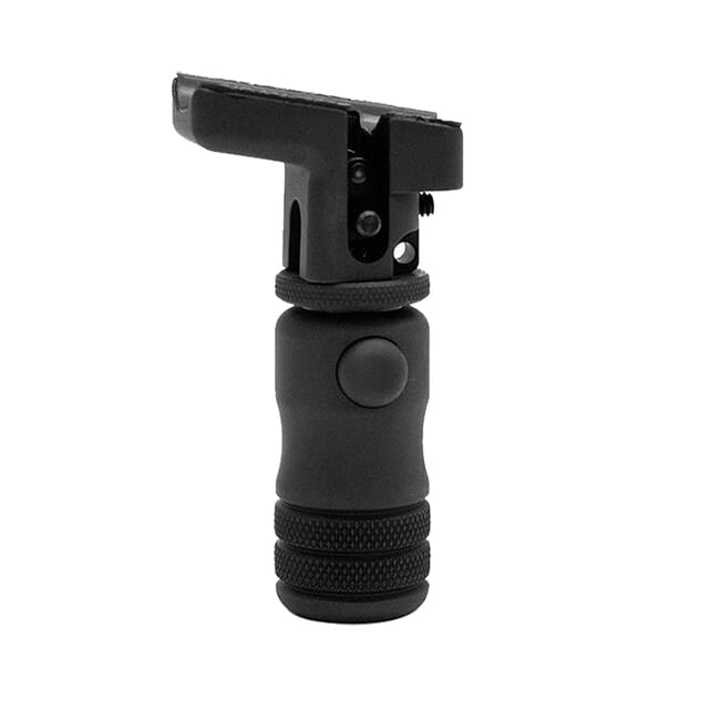 B&T Accu-Shot Stud Mount Monopod Standard Height w/ Quick Knob BT01-QK