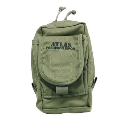 Atlas Bipod Pouch, for Bipod, BT22, BT23 and BT24 (Not Included) BT30
