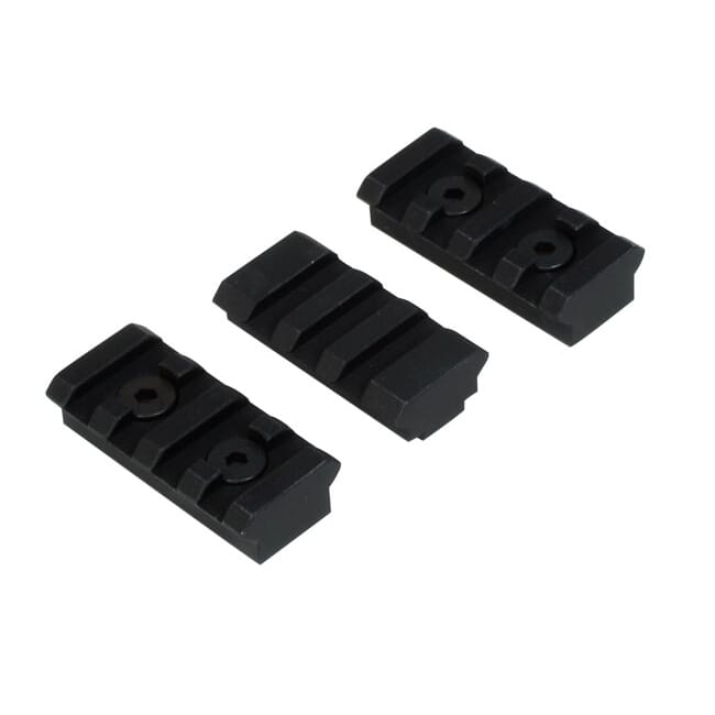 1913 Rail set (3) option for BT19 allows BT10 and BT10LW17 mounting BT20
