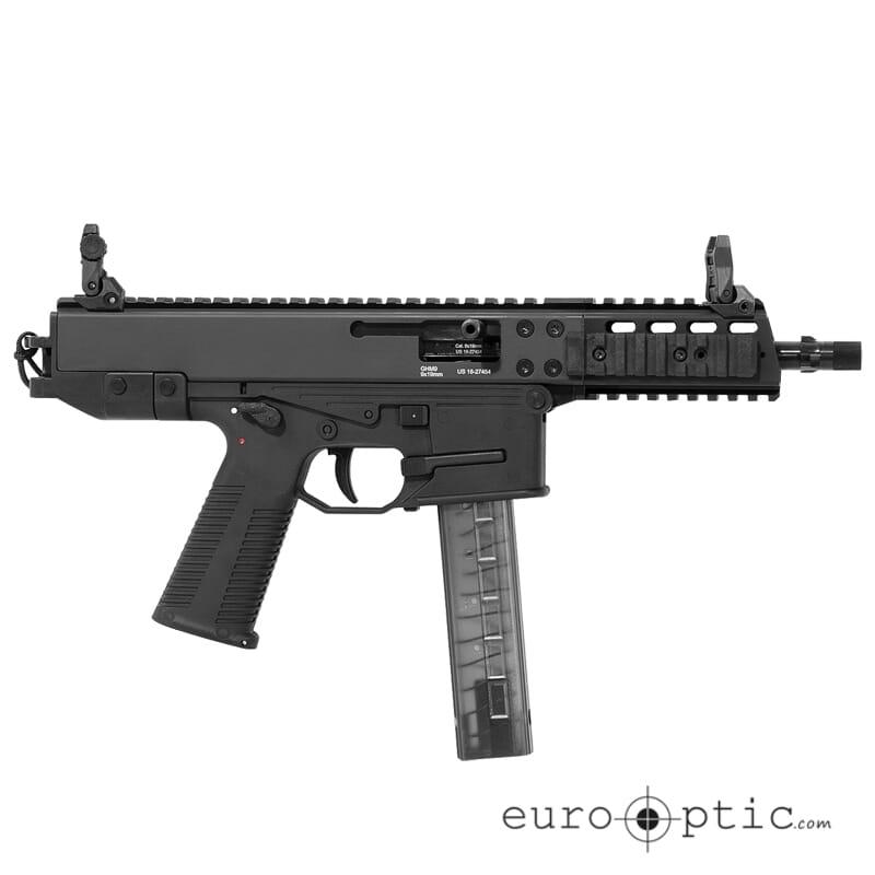 B&T GHM9 Gen 2 9mm Standard Carbine Pistol BT-450002-2