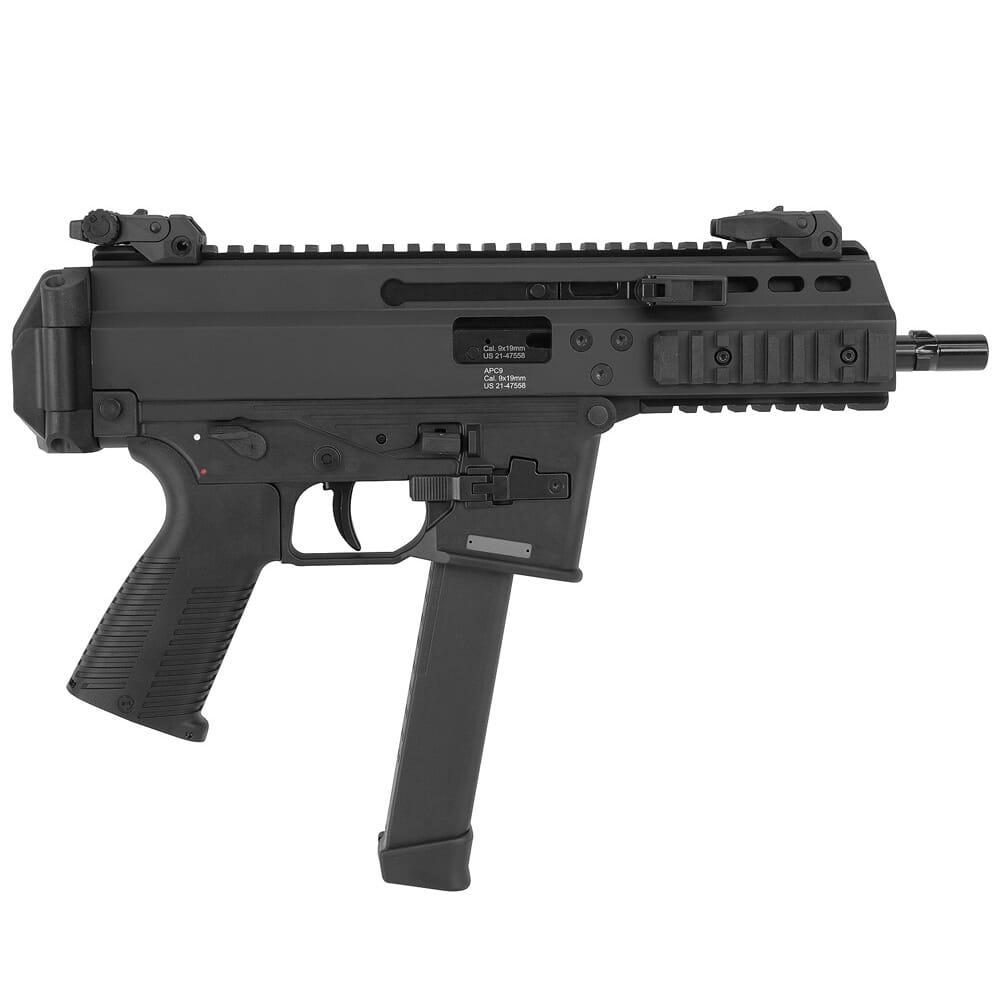 B&T APC9 PRO-G 9mm Pistol w/Glock Mag BT-36039-G