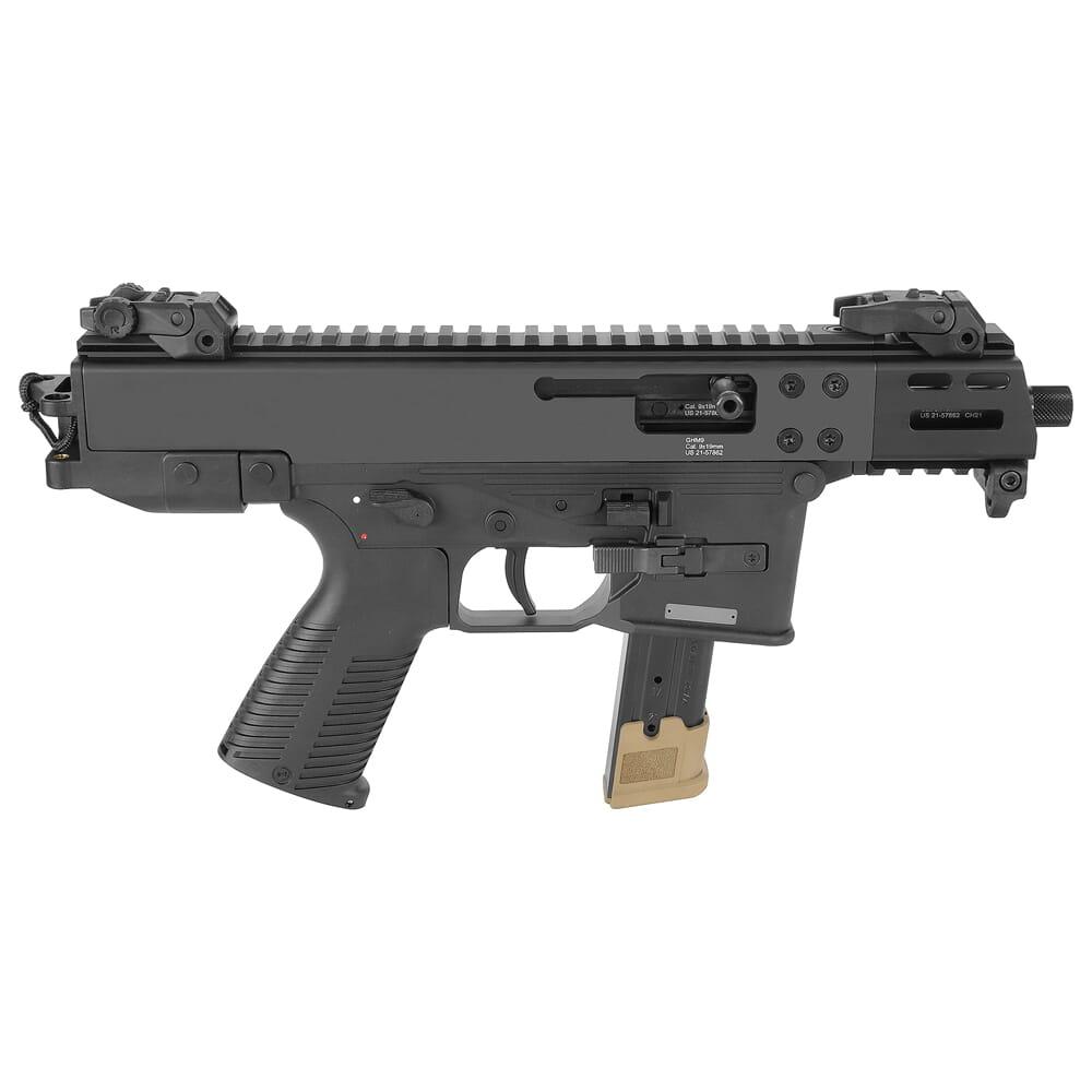 B&T GHM9 Compact 9mm Pistol Gen2 w/Sig Lower BT-450008-S
