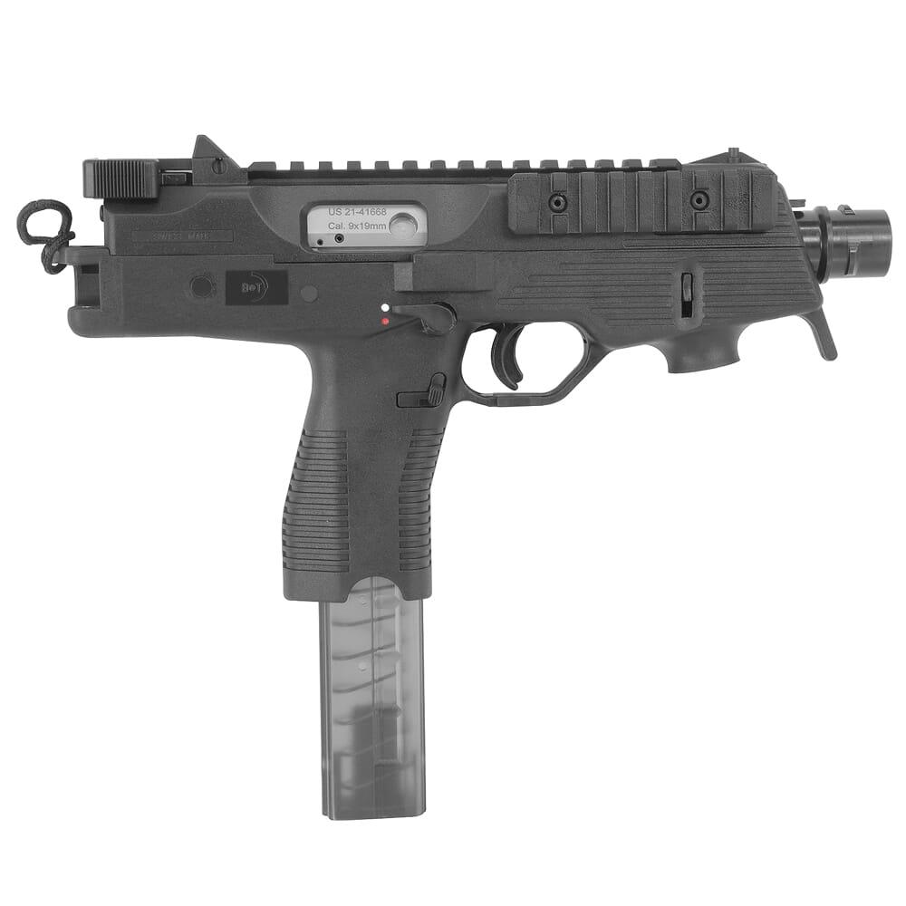 B&T TP9-N 9mm Semi-Auto Tactical Pistol BT-30105-N-US