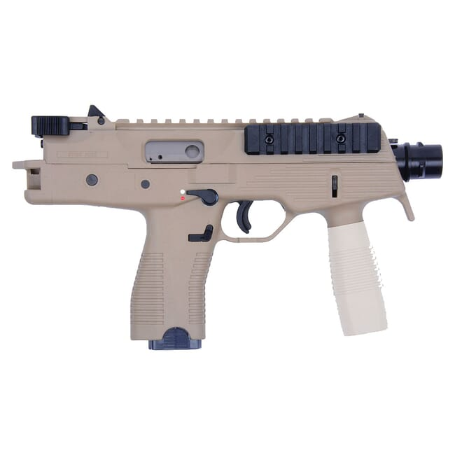 "B&T TP9-N 9mm 5"" 30rd Tan Pistol BT-30105-2-N-Tan"