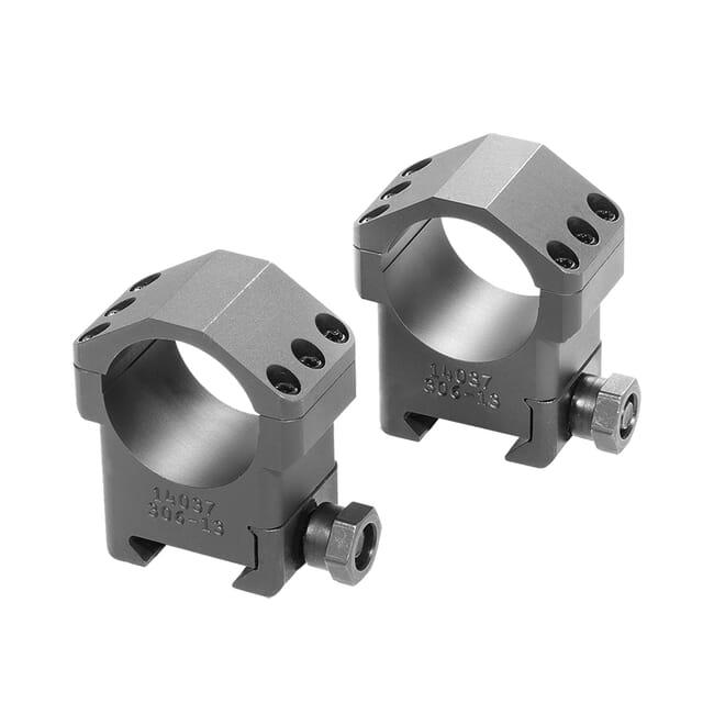 """Badger Ordnance Max-50 30mm High 1.125"""" Scope Ring Set 306-13"""