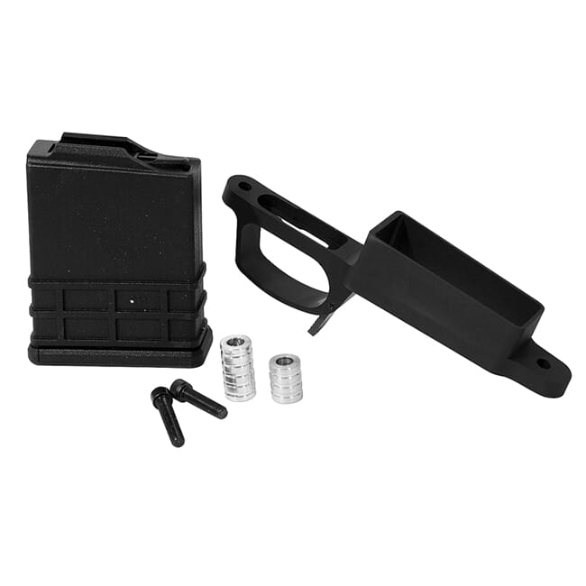 Badger Ordnance Assy Triggerguard Detachable Magazine Remington M700 SA w/ 10rd MDT Magazine for .223 Rem 306-89