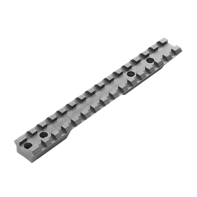 Badger Ordnance HS Precision Short Action Scope Rail 20 MOA cant 306-06HS