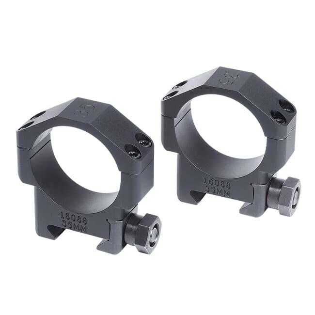 """Badger Ordnance 35mm Scope Ring Standard (1.00"""") Aluminum 306-115"""