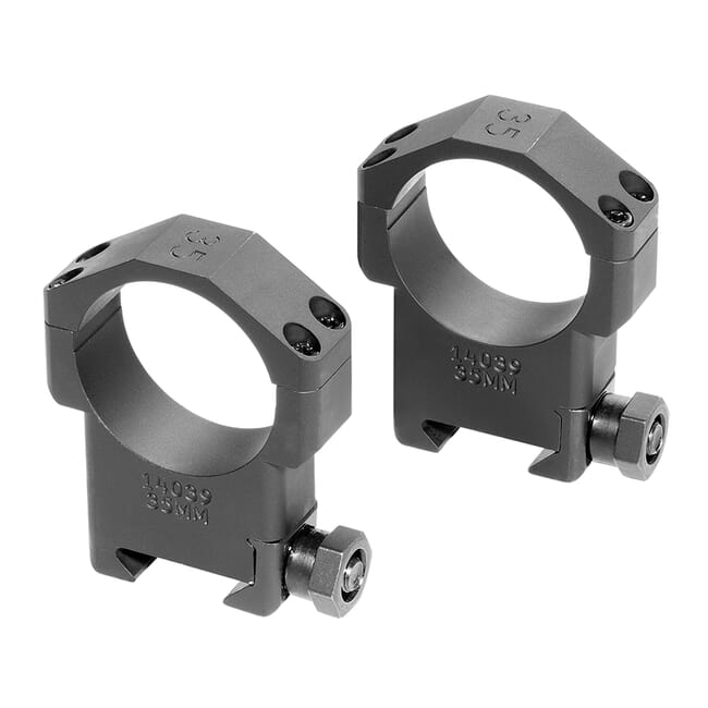 """Badger Ordnance 35mm High 1.375"""" Alloy Ring Set 306-130"""