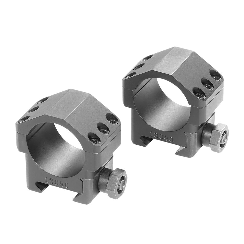 Badger Ordnance Max-50 30mm Standard .823 Alloy Ring Set 306-19