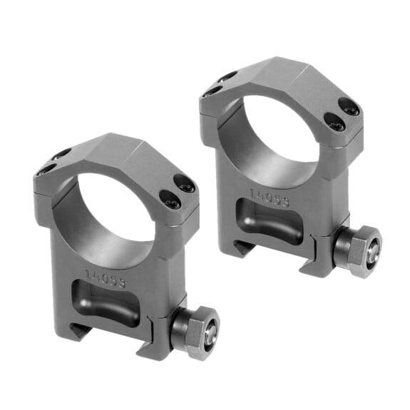 "Badger Ordnance 30mm Ultra High 1.400"" Steel Ring Set P/N 306-10 306-10"
