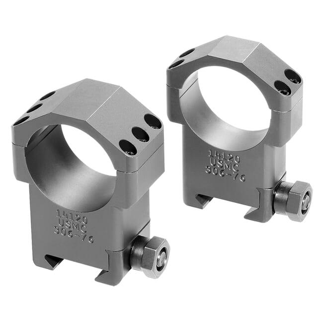 """Badger Ordnance 34mm Extra High 1.49"""" Steel Ring Set 306-76"""