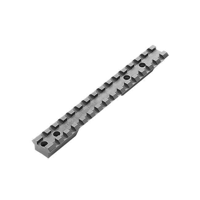 Badger Ordnance Remington Short Action Scope Rail LH 30 MOA cant 306-46L
