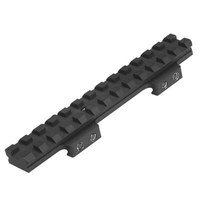 Badger Ordnance Flat-top Riser Rail 22 MOA P/N 249-25