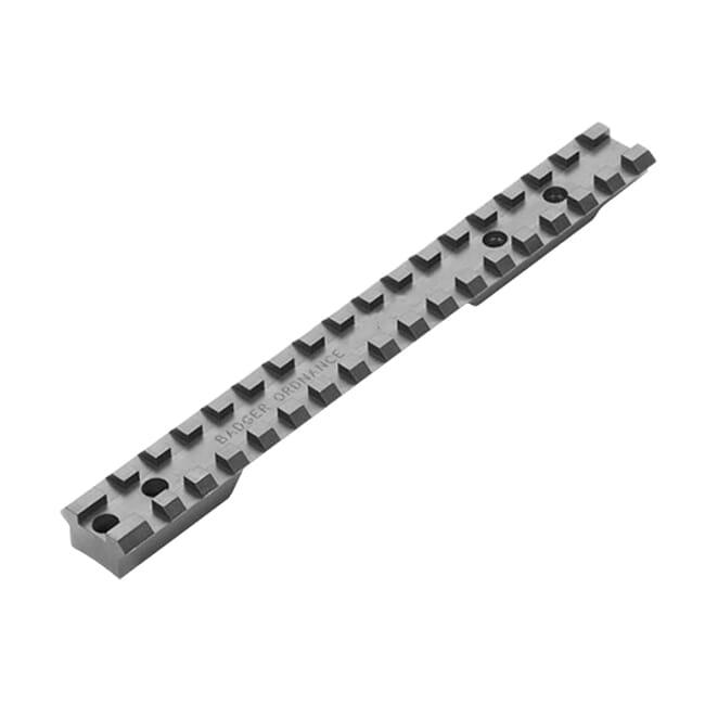Badger Ordnance Remington Long Action Scope Rail LH 30 MOA cant 306-47L