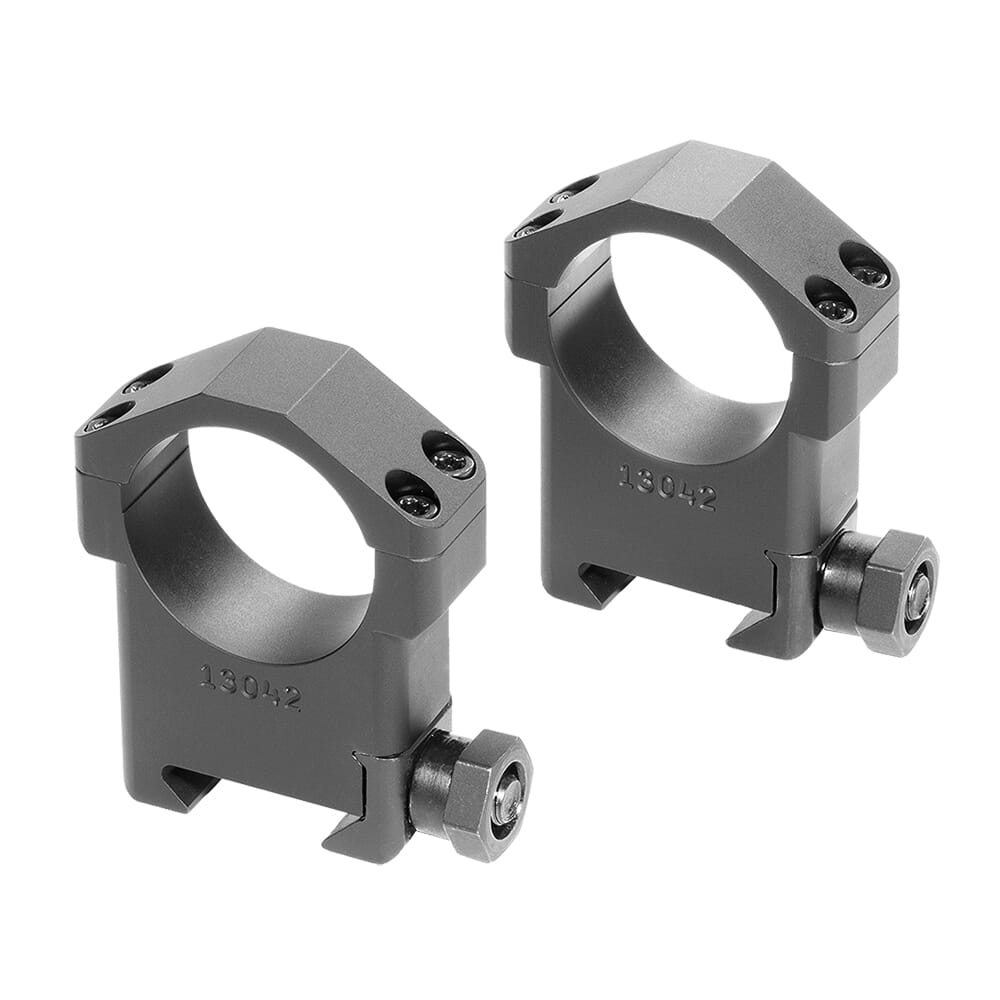"""Badger Ordnance 30mm High 1.25"""" Alloy Ring Set 306-79"""
