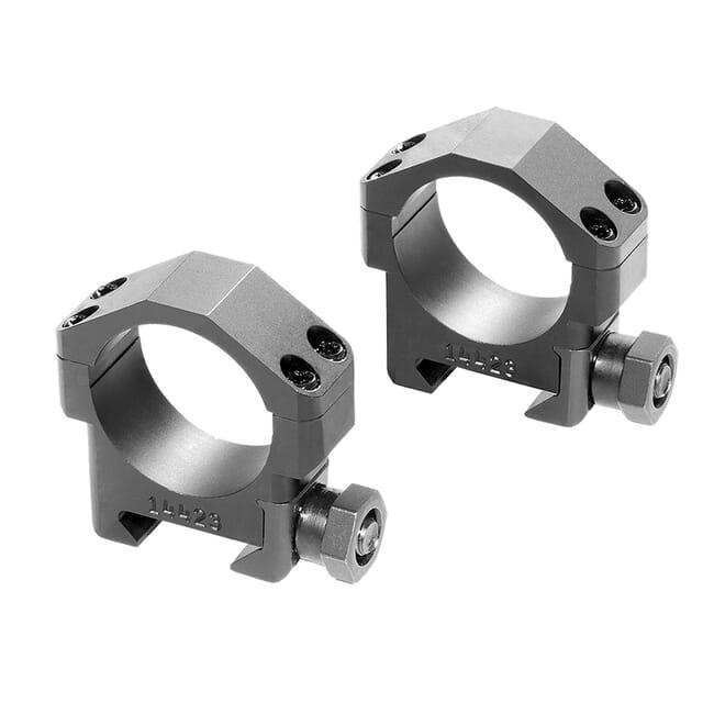 """Badger Ordnance 30mm Standard .823"""" Steel Ring Set 306-08"""