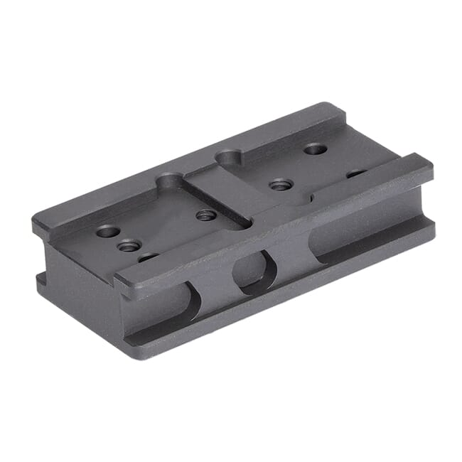 Badger Ordnance C.O.M.M. Aimpoint T1/T2 Black Micro Sight Mount 200-11B